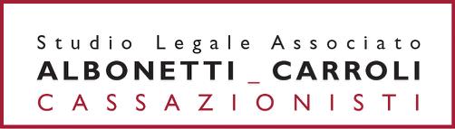 Studio Legale Associato Albonetti Carroli